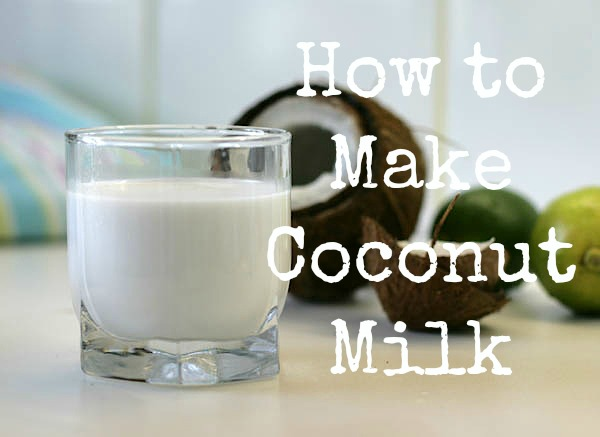how-to-make-coconut-milk