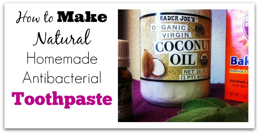 How To Make Natural Toothpaste With Essential Oils