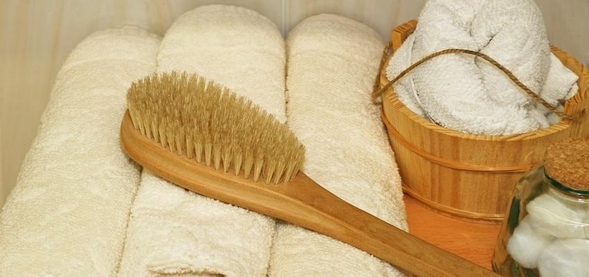 Dry Skin Body Brushing: A Natural Way to Detox