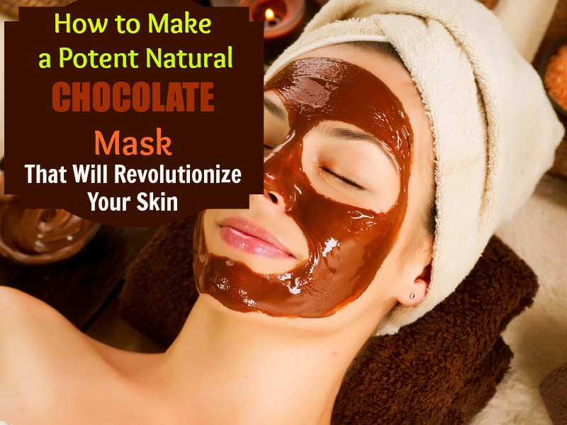 The Most Effective Chocolate Mask