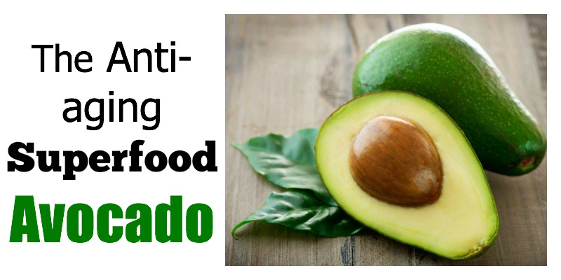 Why Avocados are the Most Unique Antiaging Food