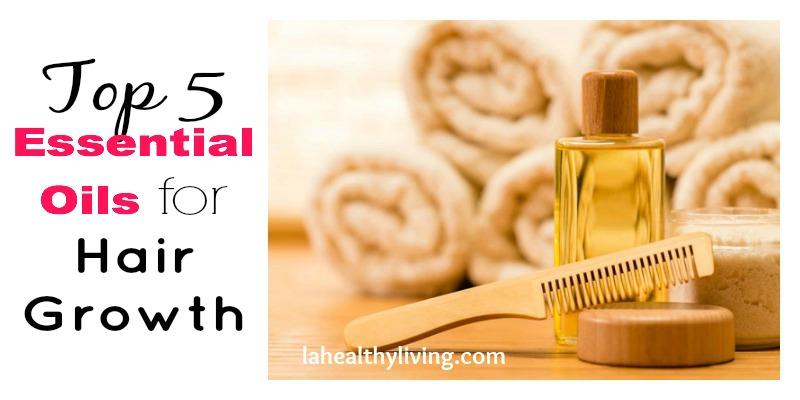 Natural Hair Lavender Oil