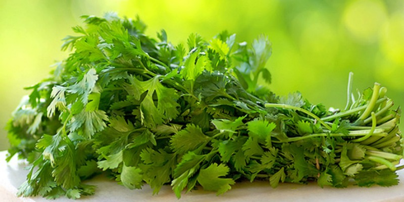 How to Clear Up Your Skin With Parsley Tea