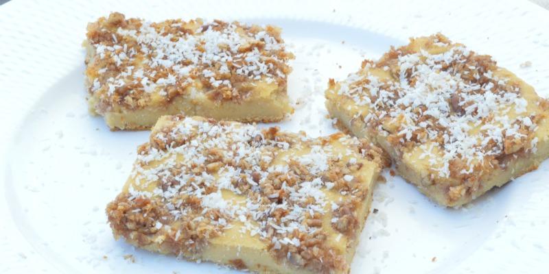 Yeast Apple Coffee Cake Recipe