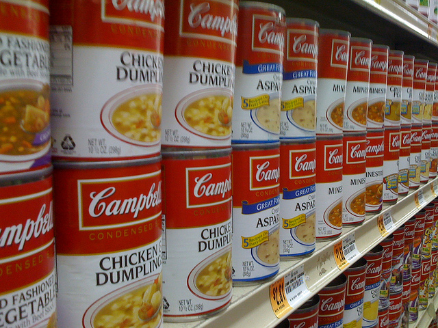The Truth About Canned Soup: You've Been Poisoning Yourself for Years